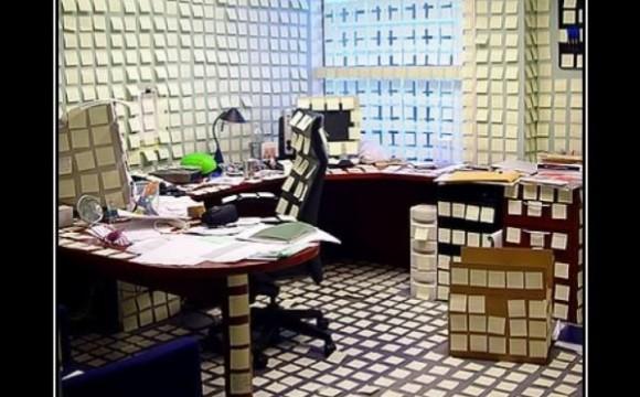 De beste kantoorgrappen