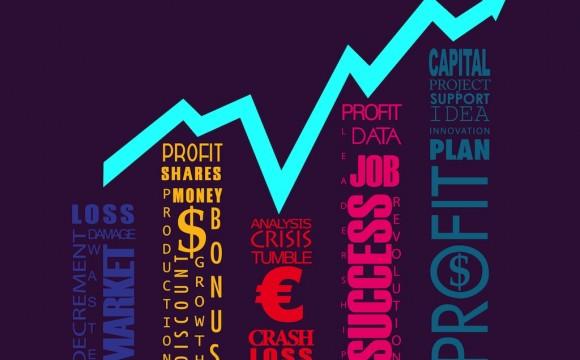 Top 10 meest economisch succesvolle landen.